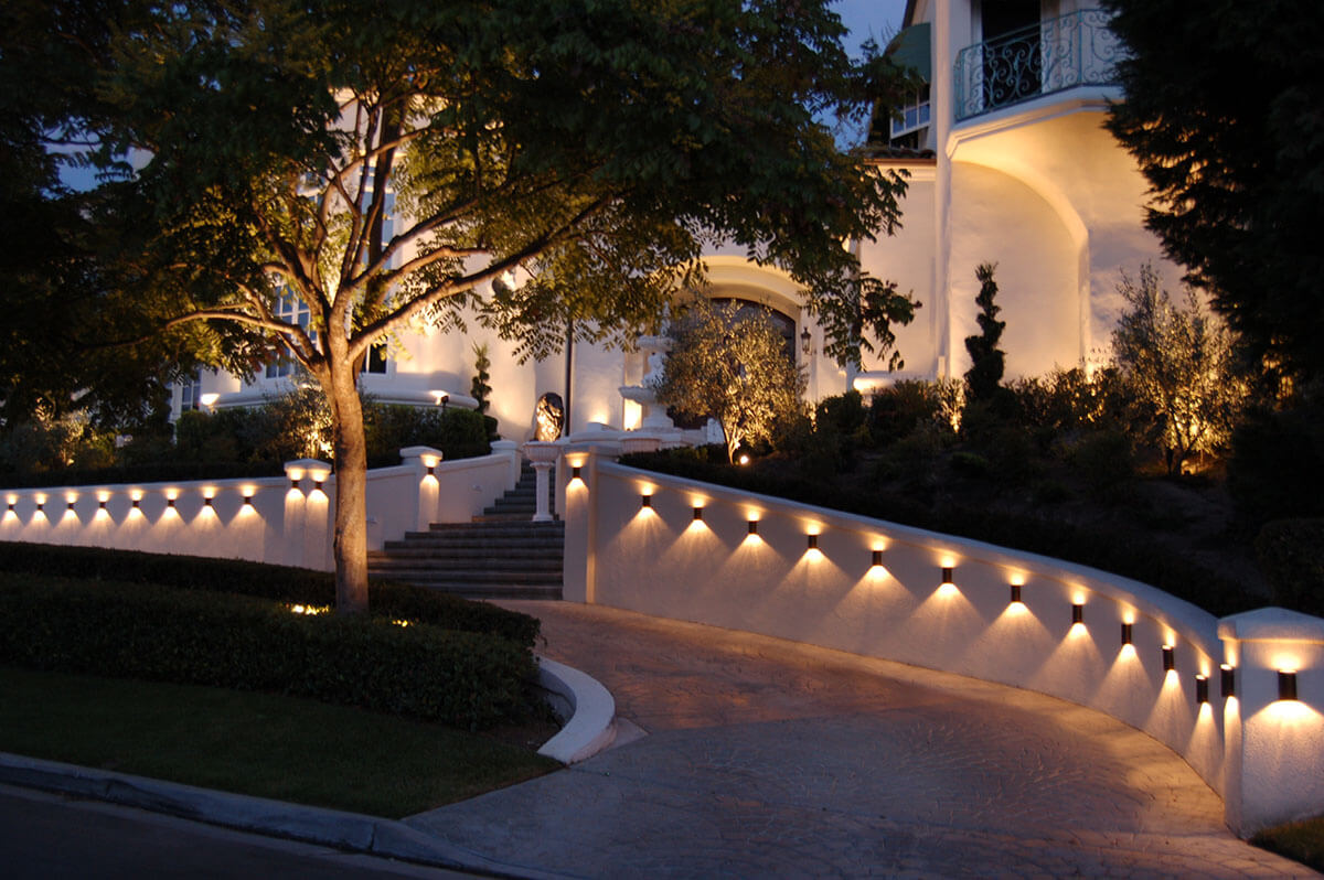 Landscape Lighting Brandon FL