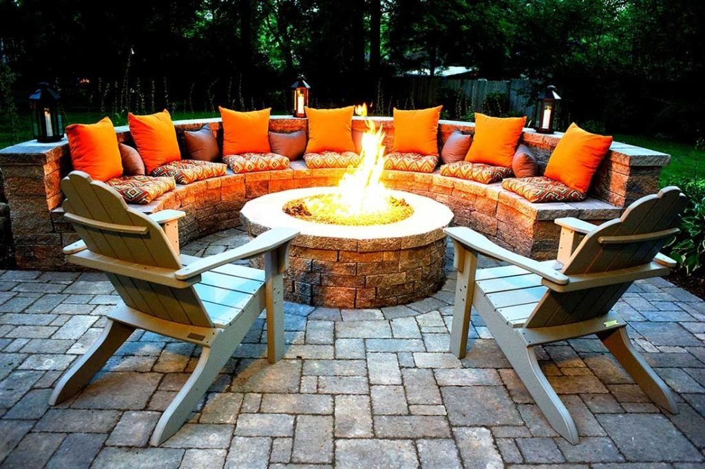 Outdoor fire pits-Brandon FL Landscape Designs & Outdoor Living Areas-We offer Landscape Design, Outdoor Patios & Pergolas, Outdoor Living Spaces, Stonescapes, Residential & Commercial Landscaping, Irrigation Installation & Repairs, Drainage Systems, Landscape Lighting, Outdoor Living Spaces, Tree Service, Lawn Service, and more.