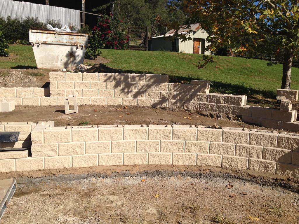 Retaining walls Brandon FL